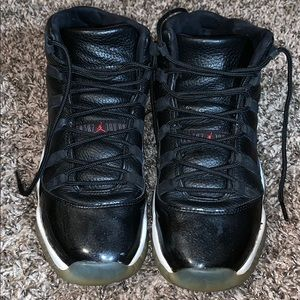 Black/White/Red Jordan's (see photos) AUTHENTIC!